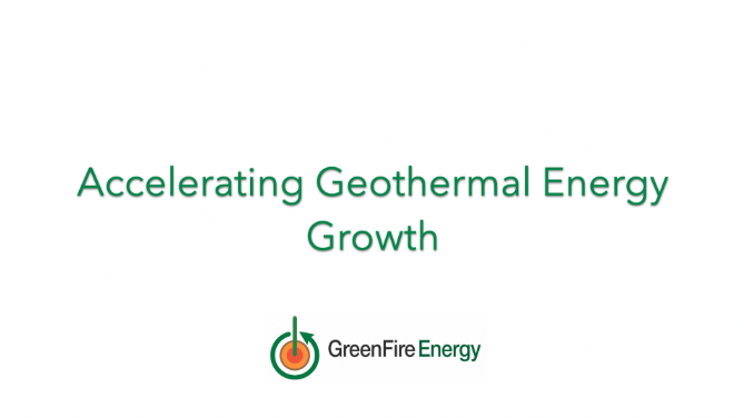 Geothermal Rising Conference – Accelerating Geothermal Energy Growth